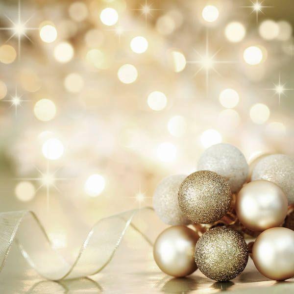 72 Piece Gold Christmas Tree Ball Ornament Set Mixed Shatterproof