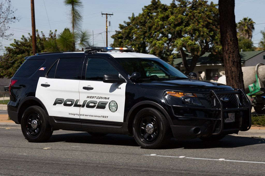 Ca West Covina Pd Police Cars Emergency Vehicles West Covina