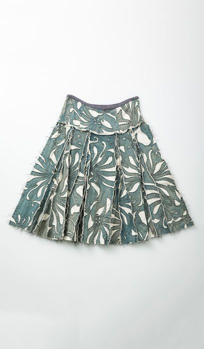 Magdalena Pleated Skirt