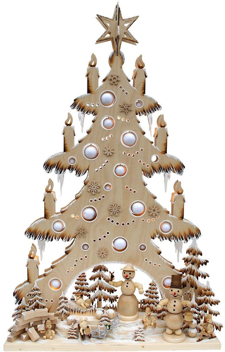 rat 9990 68 122 i f 2 f schwibbogen tannenbaum gross. Black Bedroom Furniture Sets. Home Design Ideas