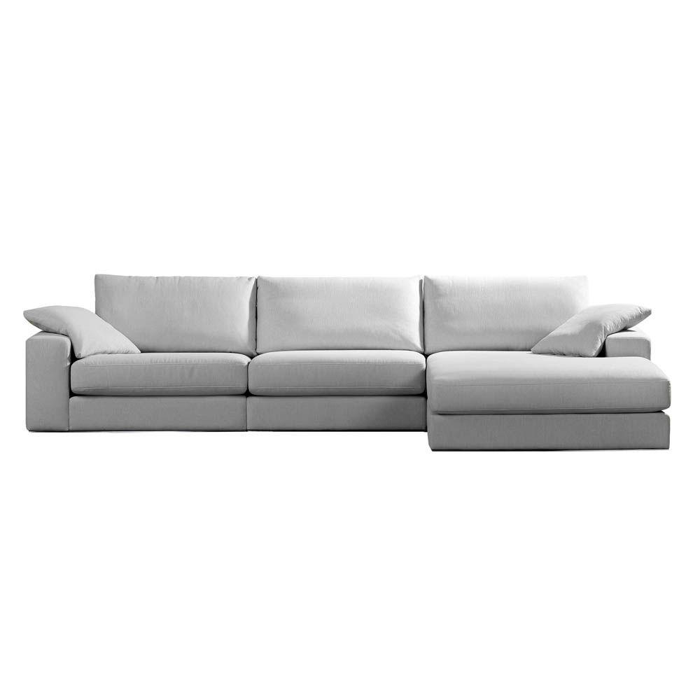 Sofa Mit Einzelnen Modulen Elegante Wohnlandschaft Fur Zuhause Www Milanari Com Modul Sofa Sofa Couch Mobel