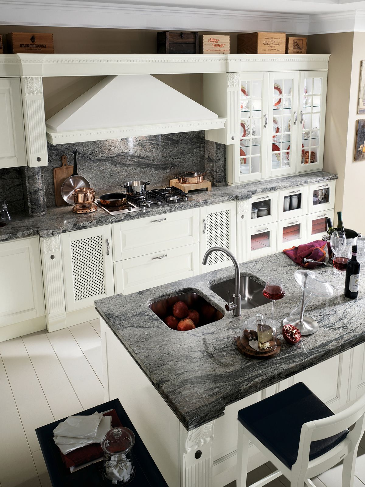 Stiles, Piano and Cucina on Pinterest