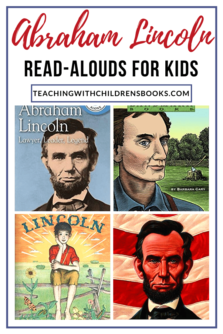 Abraham Lincoln Read Aloud Ideas For Kids Abraham Lincoln For Kids Read Aloud Nonfiction Books For Kids [ 1102 x 735 Pixel ]
