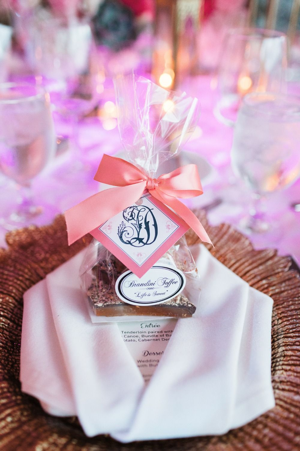 Luxury Blush Desert Wedding | Favors For Parties & Events ...