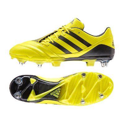 adidas aw15 / ss16 predatore incurza sg rugby stivali giallo / nero