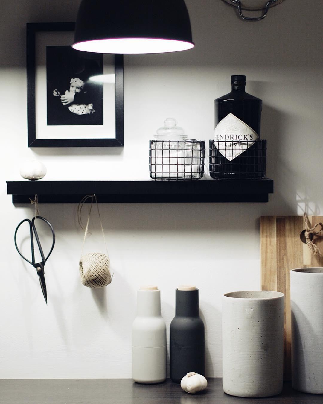 Designer Salz & Pfeffermühle Bottle Grinder mit Holzdeckel