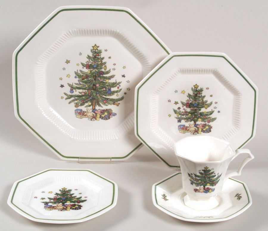christmas china patterns holiday christmastime by nikko