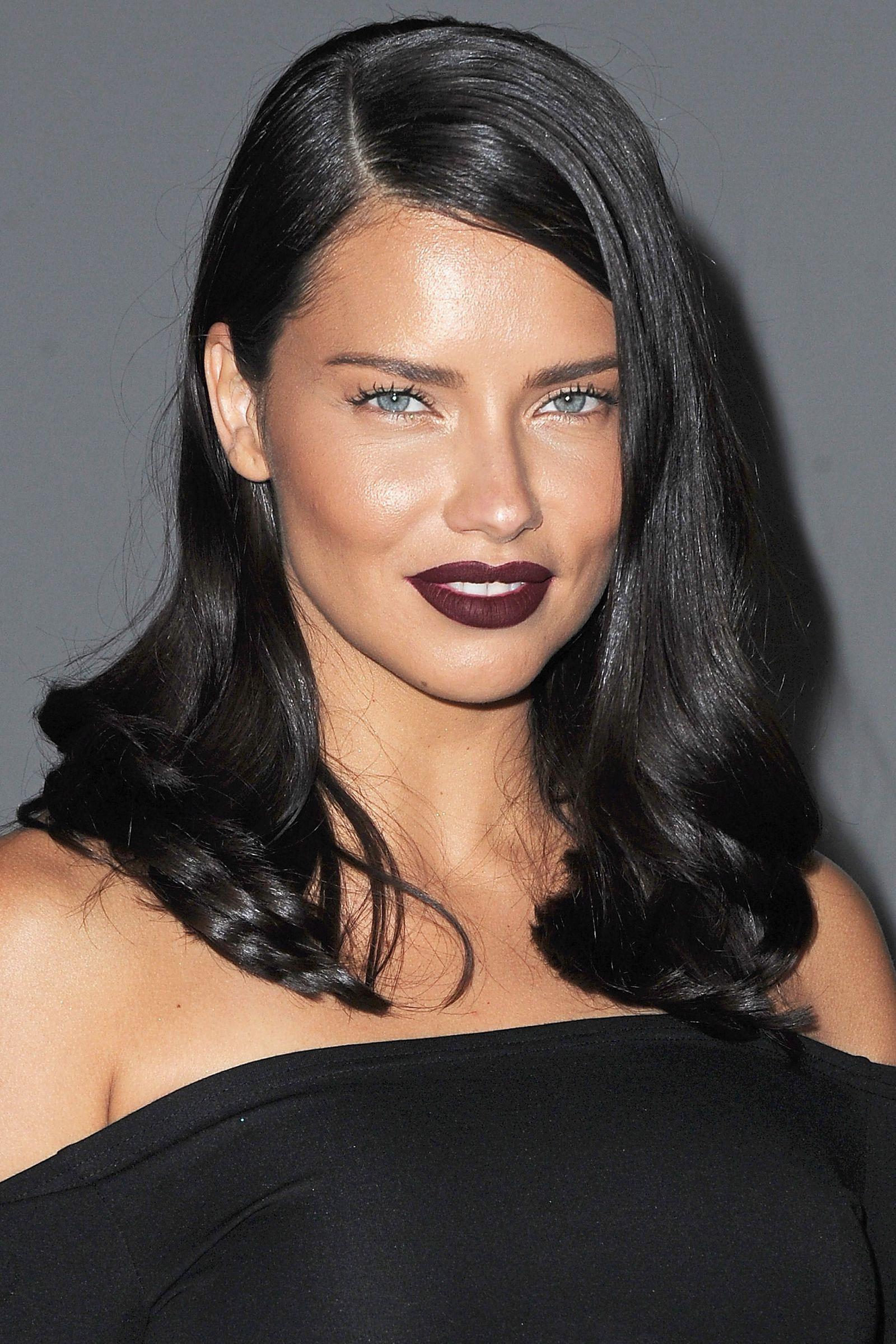 24 stunning dark brown hair color ideas   locks   brown hair