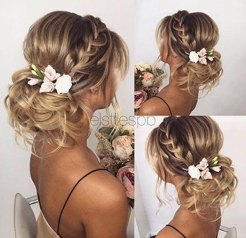 Beautiful hairstyle!! YES?  @thegirlsoutfits  @wegetfashion  credit @elstile  #hairstyle #getfashion
