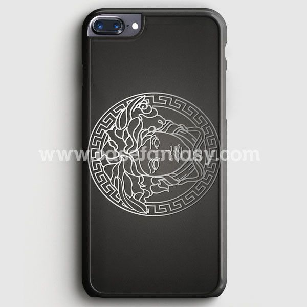 Versace case provides a protective yet stylish shield between your iPhone 7 Plus and accidental bumps, drops, and scratches. Features slim and lightweight profile, precise cutouts, and provides easy a