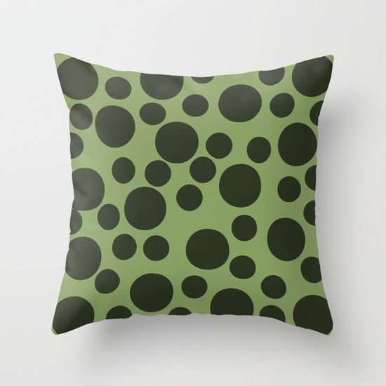 Army Green Dots