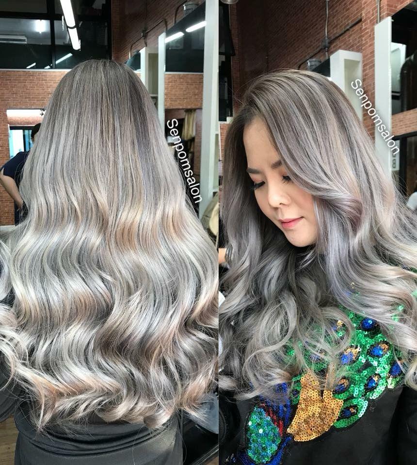 Pin By Senpom Hair Salon Bangkok On Hair Extensions Bangkok Senpom