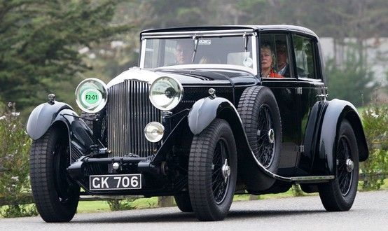 1930 Saloon by H.J. Mulliner (chassis YF5002)