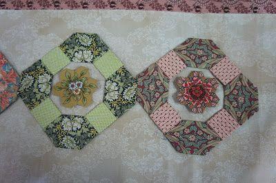 "Katrina Hadjimichael's Blog: ""Longbourne"" Hexagons"
