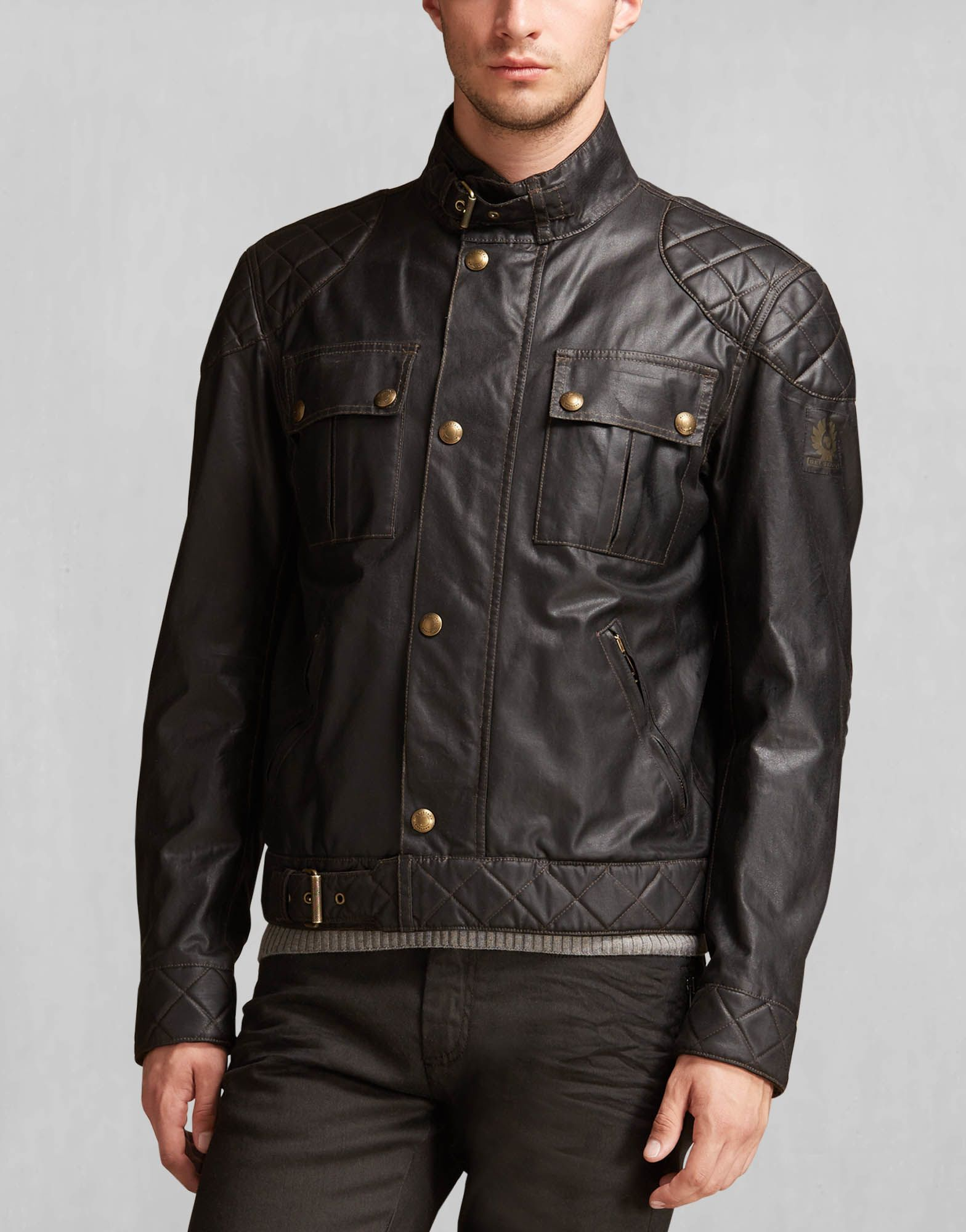 2ab1aa136f86 The S Icon Blouson by Belstaff.