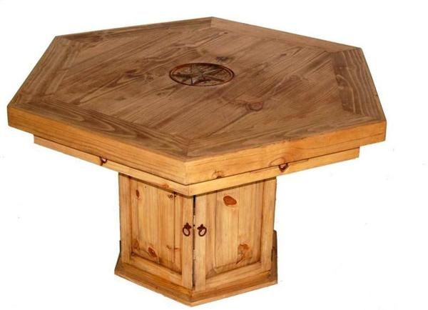 Buy The Million Dollar Rustic Poker Table 11 1 10 8 TABLE
