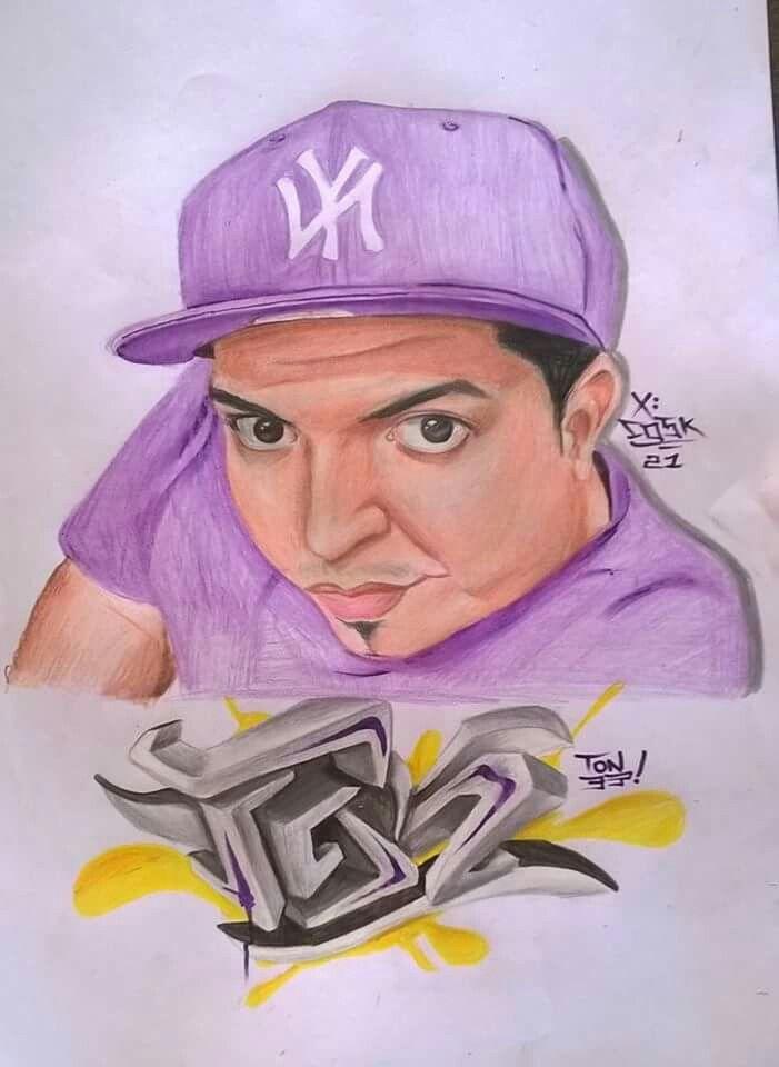 Dibujo pana  #3D #Graffiti #CoskWan21