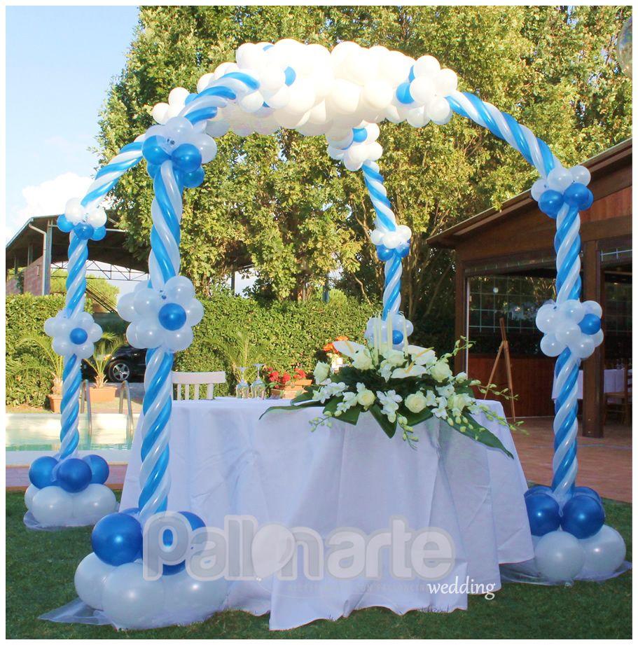 Wedding decoration ideas balloons  wedding decoration with balloons gazebo boda  PARTY Pynt