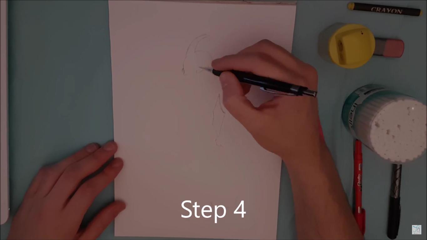 how to draw step by step 2 kid buu 19 steps draw pikachu