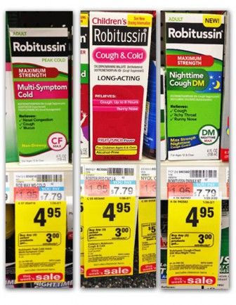 Moneymaker Robitussin at CVS with Ibotta!