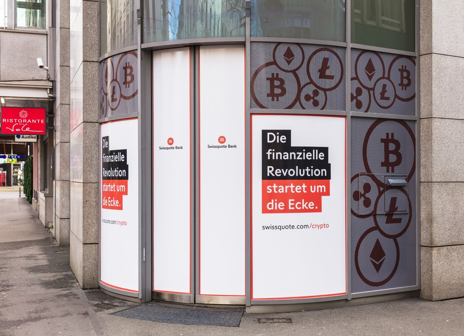 Online Banking And Trading Group Swissquote Is Launching A Crypto Custody Service Later This Month The Switzerland B Cryptocurrency Bitcoin Banking Services