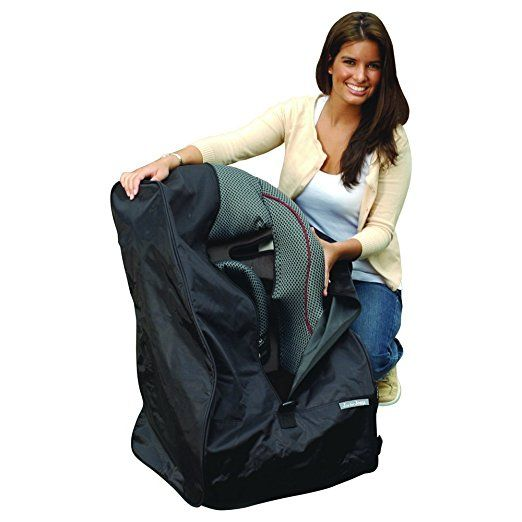 J Is For Jeep Car Seat Travel Bag Nylon Universal