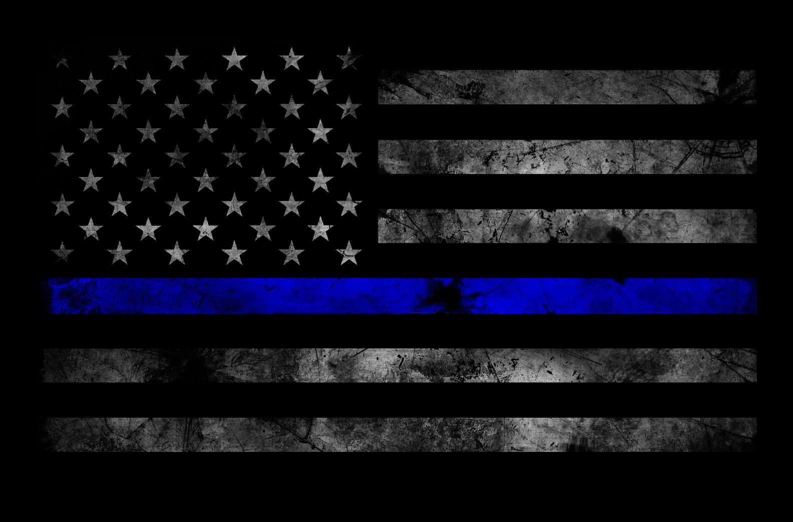 Top Police Thin Blue Line Wallpaper Wallpapers