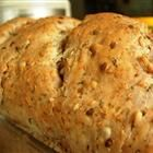 Country Seed Bread #flaxseedmealrecipes