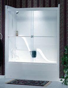 Style Series 3 16 Frameless Bypass Doors Bypass Shower Door Shower Doors Frameless Shower
