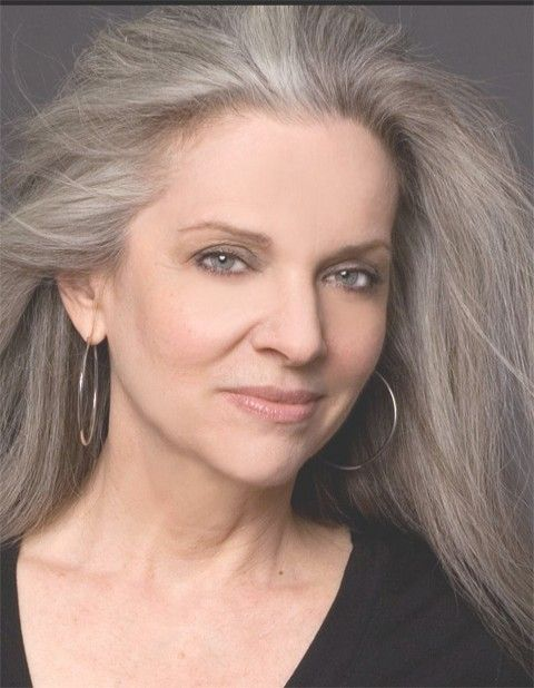 For Those Of Us With Warm Skin Tones A Subtle Beige Pink Rinse Would Suit Rather Than A Bluey Grey Colo Natural Gray Hair Long Gray Hair Beautiful Gray Hair