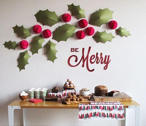 Decoracion para navidad casera navidad pinterest - Decoracion de navidad casera ...