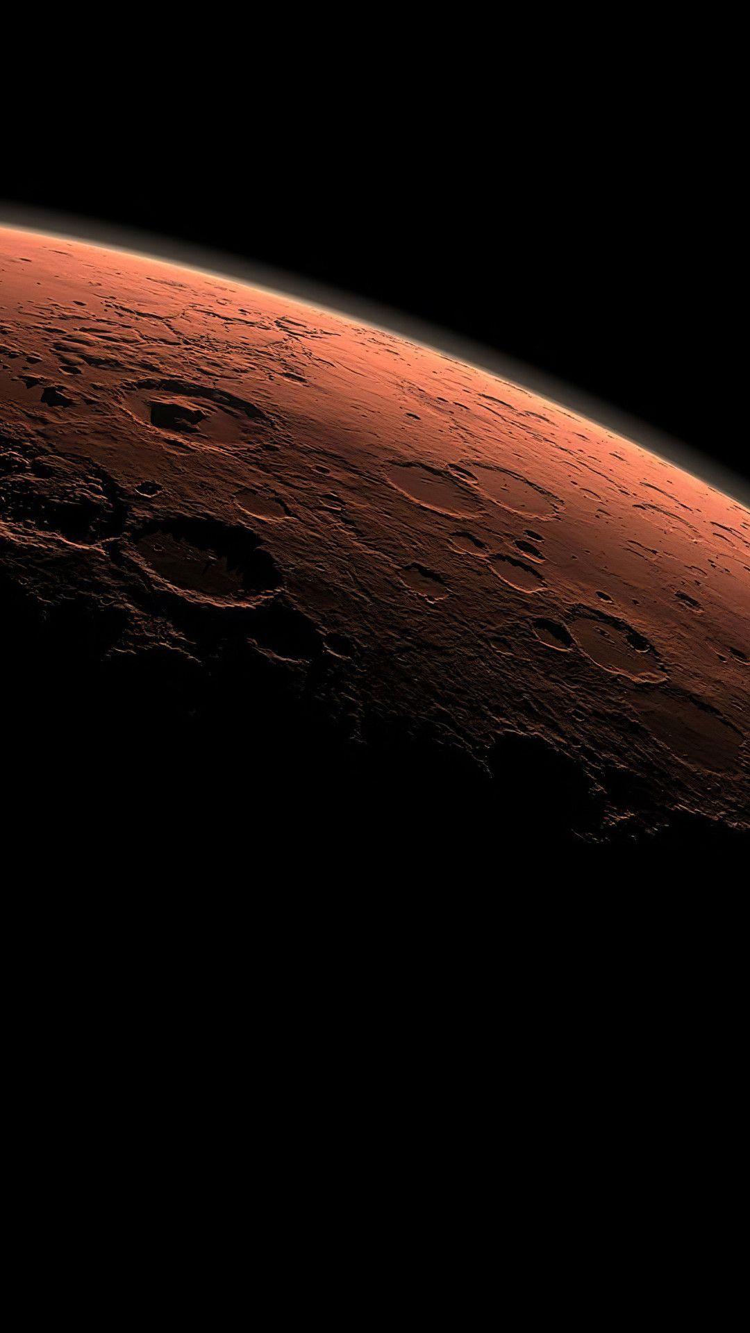 Mars Planet View 4k Mobile Wallpaper Iphone Android Samsung Pixel Xiaomi Em 2020 Planetas Do Sistema Solar Planetas Sistema Solar