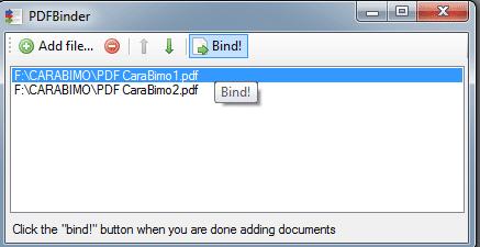 Cara Menggunakan Software Pdf Binder