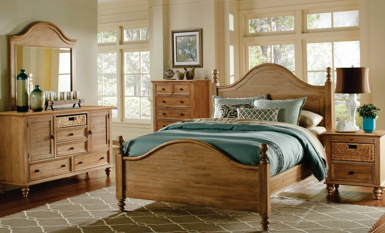 Didmarton Standard 5 Piece Bedroom Set 5 piece bedroom
