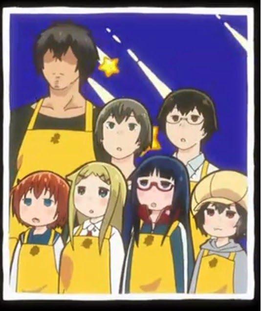 Fu-girl, Sommelier, Hiotan, Kantoku, Sensei, Umio & Kameko; Denki-gai no Honya-san