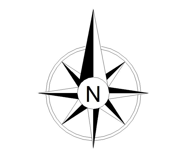 Pin On North Arrows For Site Plans