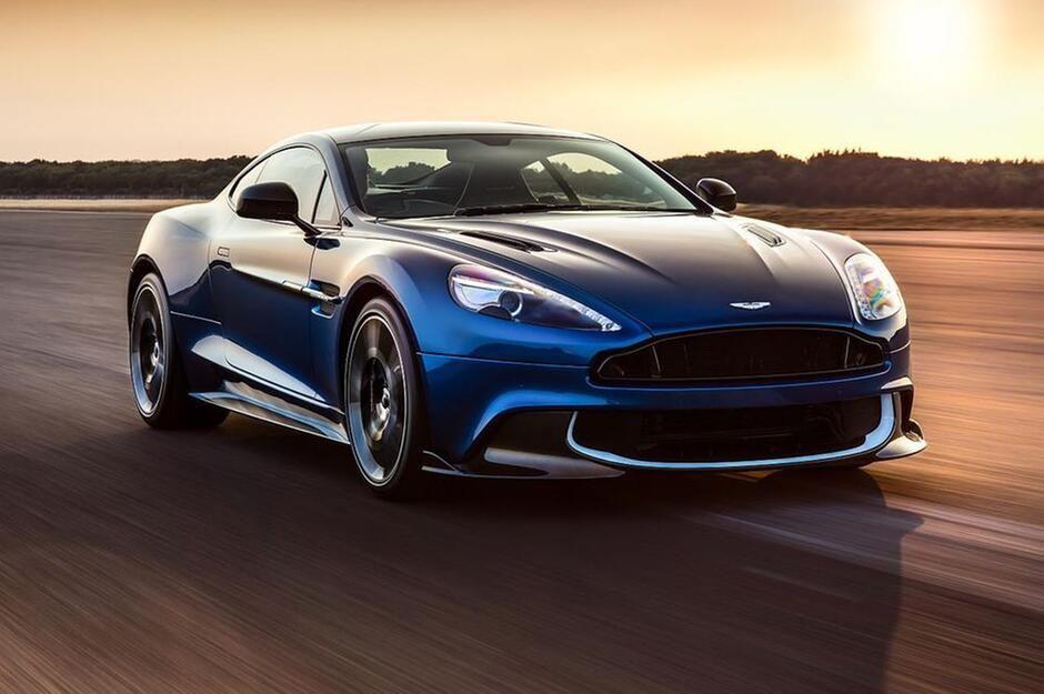 Aston Martin Vanquish S Aston Martin Pinterest Aston Martin