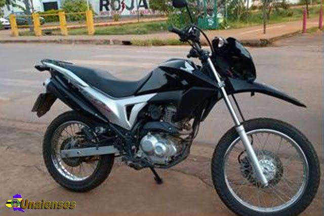 UNAIENSES: UNAÍ-MG - Moto roubada é encontrada em lote próxim...