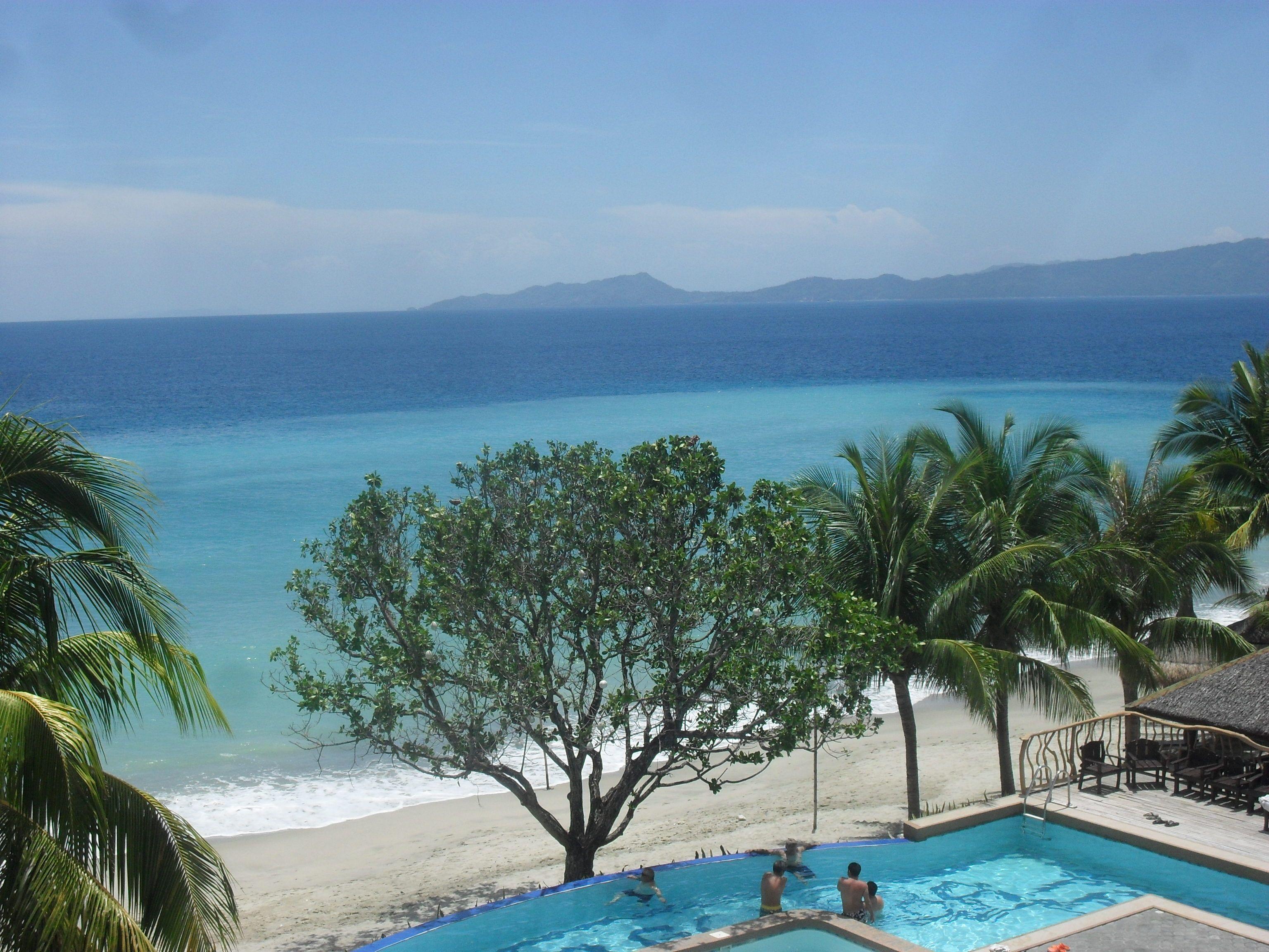 Tamaraw Beach Resort Places To Go
