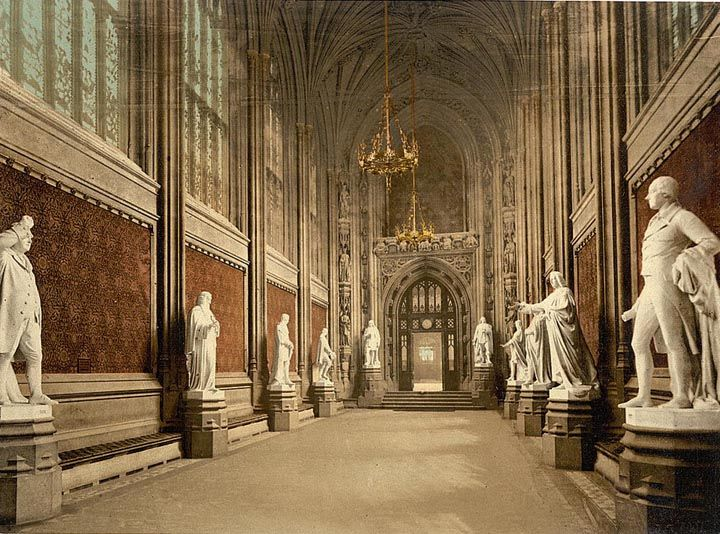 houses of parliament interior. Interior of the House Parliament  Scenes and Settings