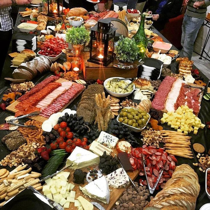 Birthday Table Presentation: Image Result For Bohemian Party Food Ideas