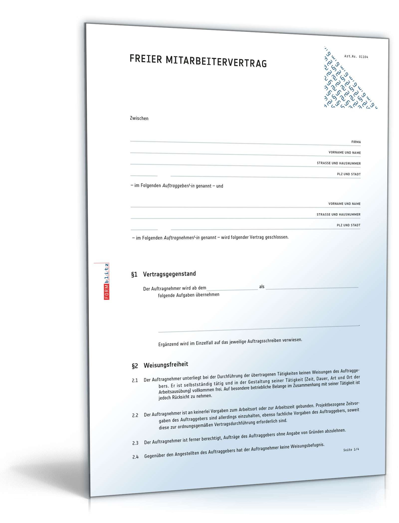 Einfacher Aufhebungsvertrag Vorlage Kostenlos 12
