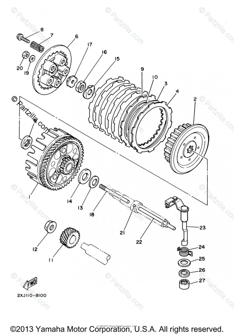 [DIAGRAM_1CA]  Pin on Yamaha atv | Blaster Engine Diagram |  | Pinterest