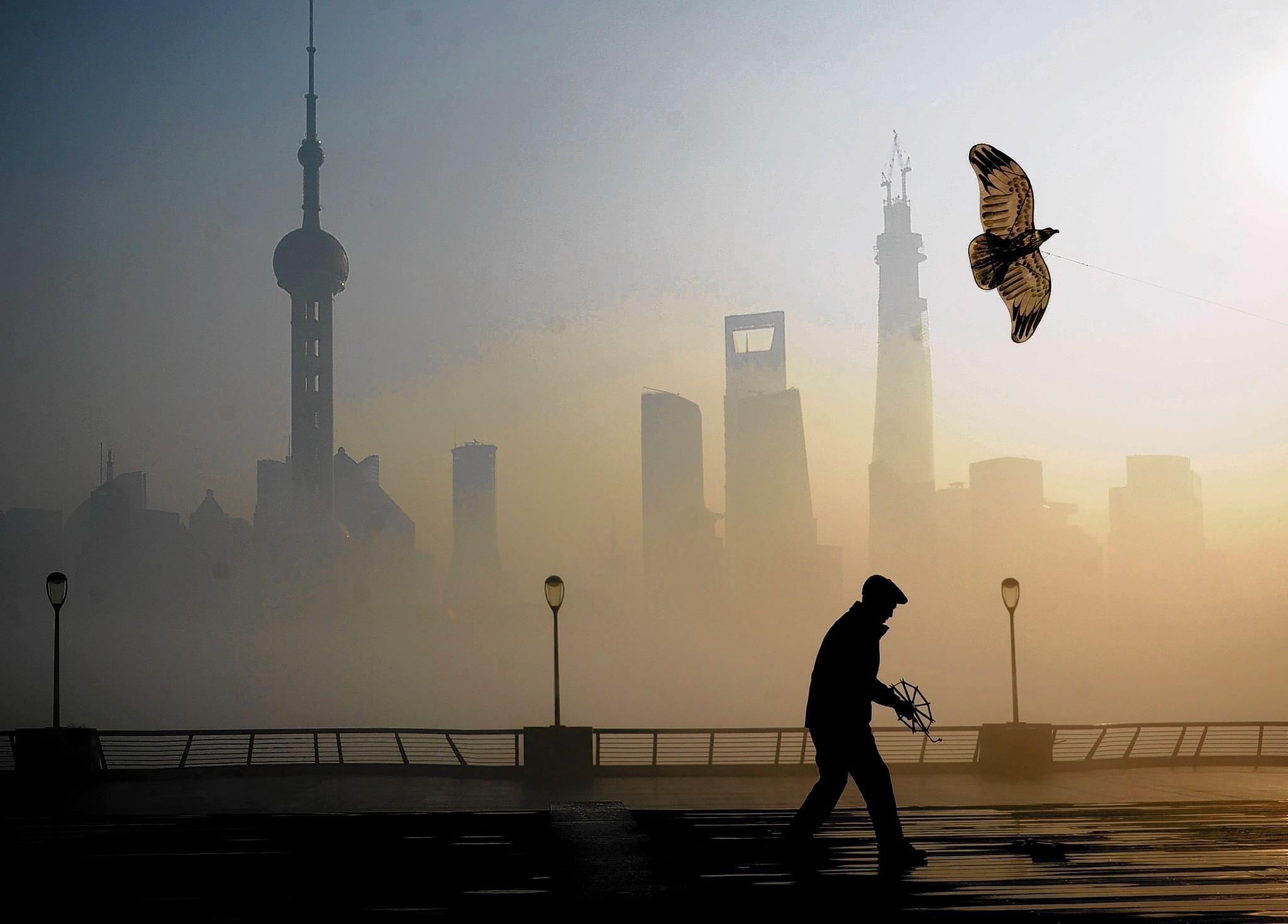 Le città della costa occidentale deli Stati Uniti iniziano a lamentare un aumento del livello di smog a causa dei gas prodotti dalle industrie cinesi.Lo sc