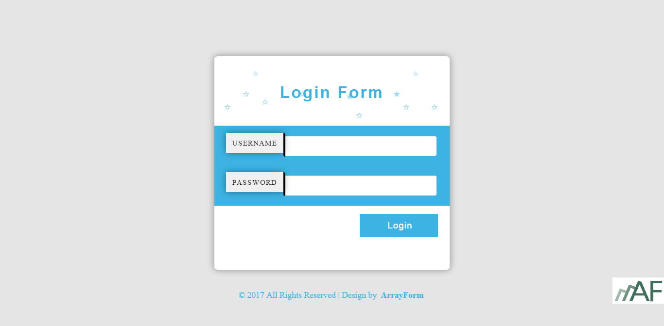 Login form use html5 css3 and animation effect login form login form use and animation effect falaconquin