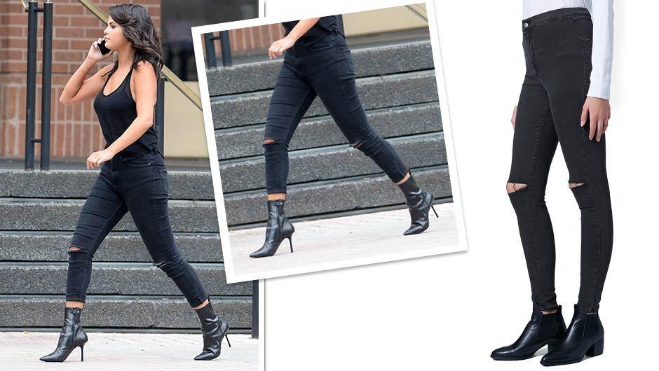 selena gomez skinny jeans 2016 - Google Search