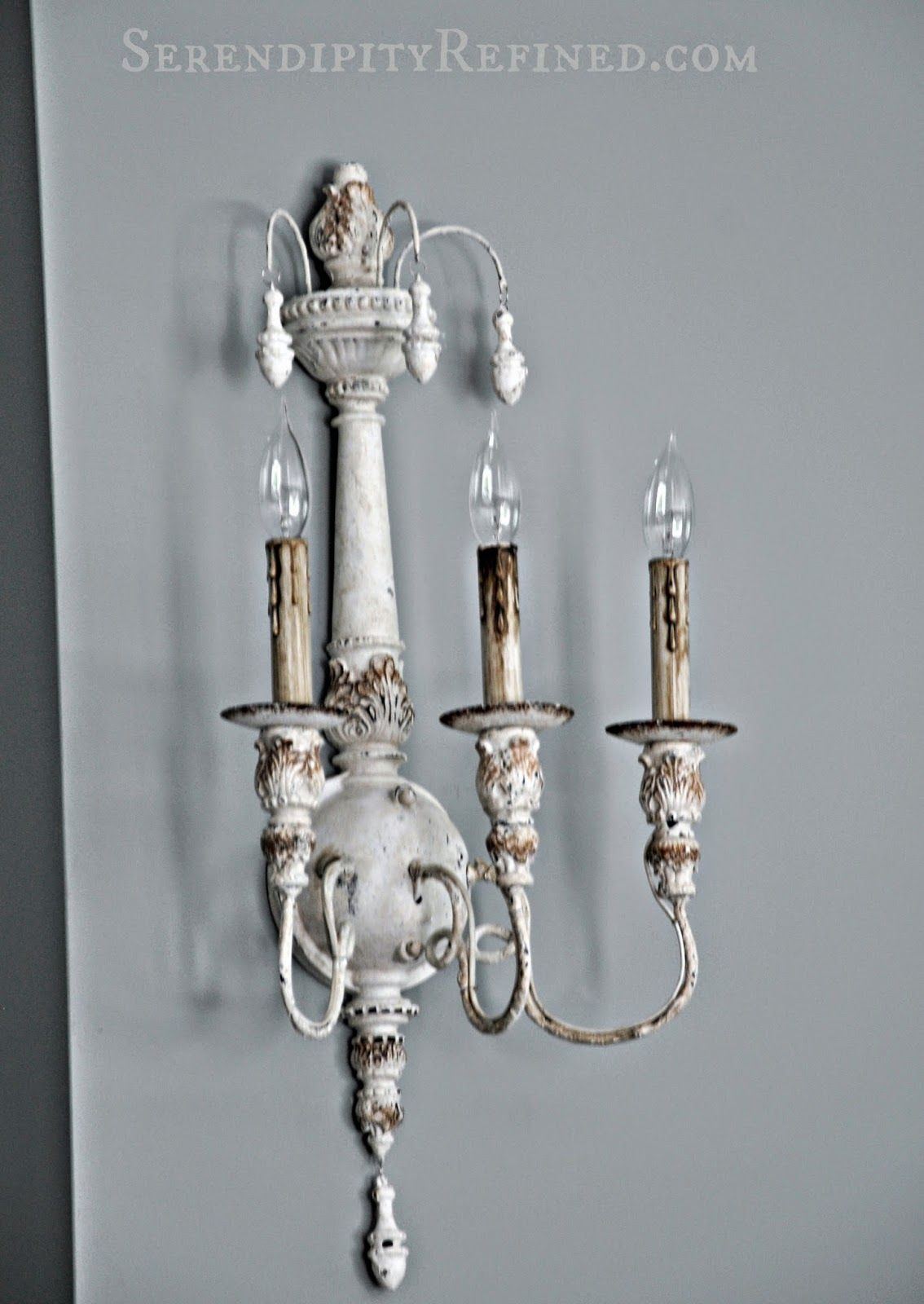 a blog about farmhouse french country style diy decorating on a