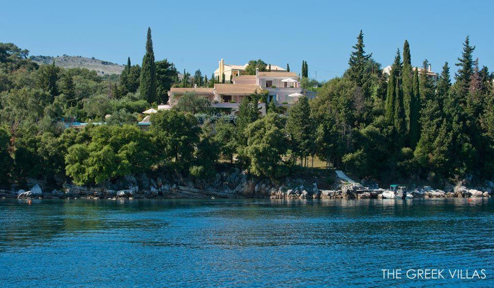 Luxury Corfu Villas, Corfu Villa Gemma, Ionian Islands