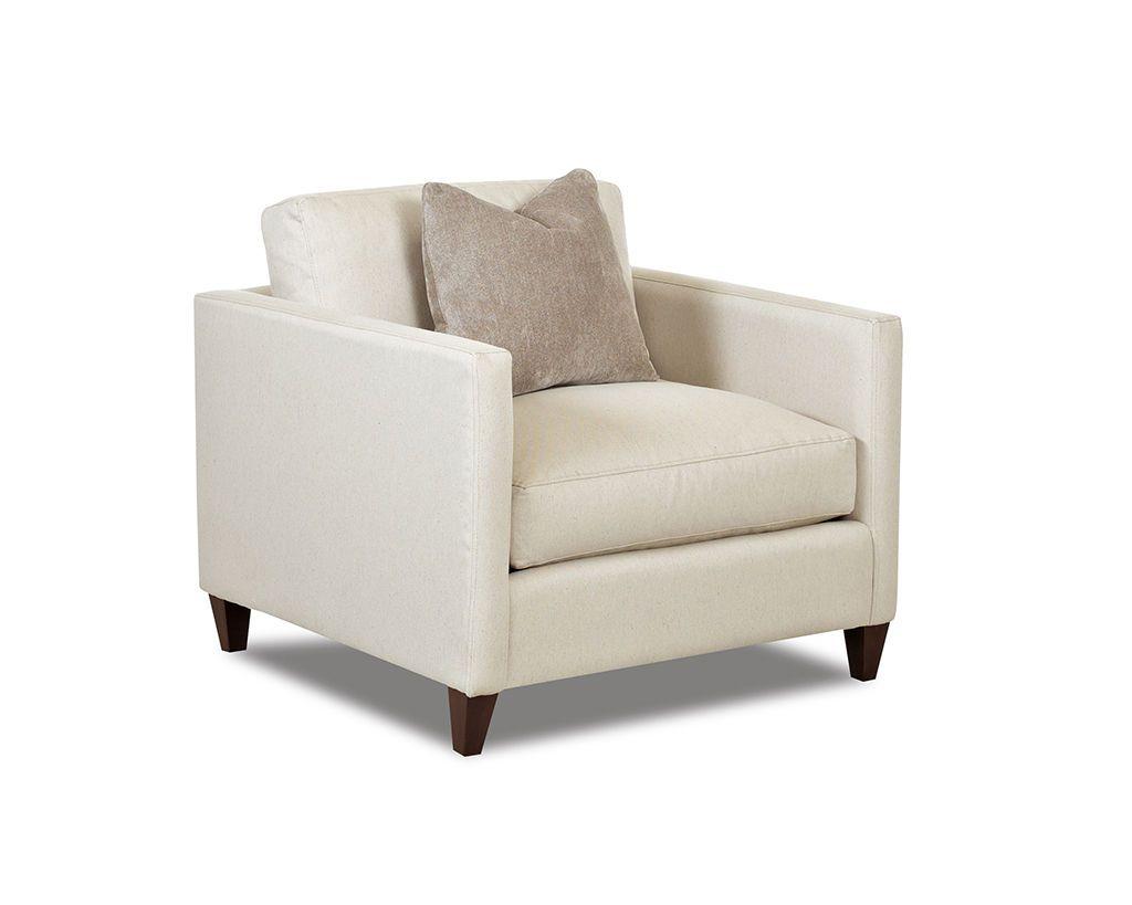Klaussner Living Room Jordan Chair D92544 C   Bennington Furniture   Rutland  Vermont, Bennington Vermont