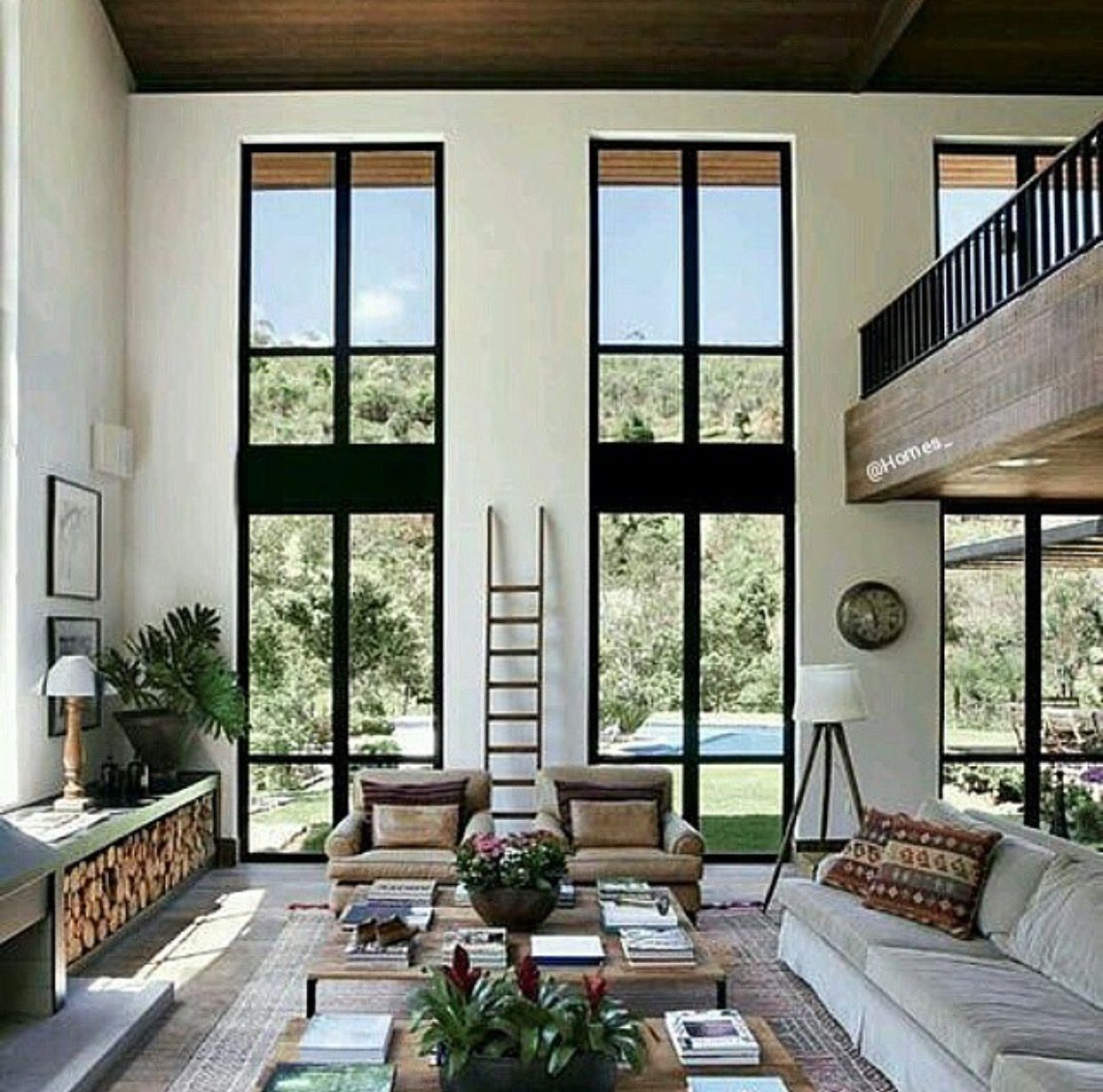 Living room decor high ceilings living room windows high ceiling living room modern